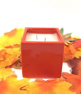 New line of Fall candles